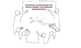 Perspektiver på iterationsbegrebet