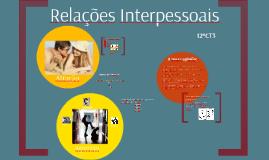 Relações interpessoais- Atração e agressão