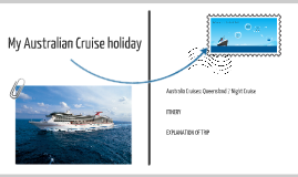 7 Night Cruise sailing roundtrip from Sydney onboard Radianc