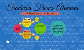 Tradición Franco Alemana