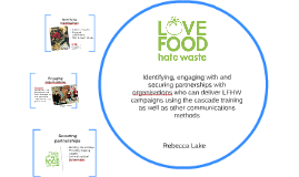 Love Food Hate Waste campaigns