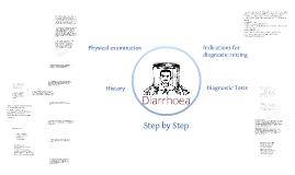 Approach to Diarrhoea
