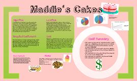 Maddie's Cakes