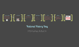 National History Day: Interview Advice