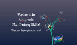 Copy of Welcome to 21st Century Skills!