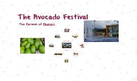 FESTIVAL OF AVOCADO