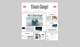 Climate Change!