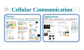 Copy of AP Bio- Cells 5: Communication