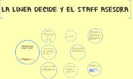 PERSONAL DE LINEA Y STAFF
