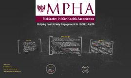 MPHA Introduction