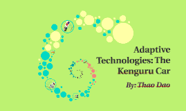 Adaptive Technologies