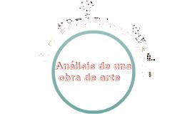 Análisis de una obra de arte