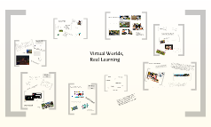 Virtual Worlds, Real Learning