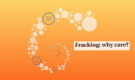 Fracking: what is it and why care?