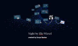 Copy of Copy of Night Elie Wiesel
