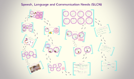 2013 Copy of Copy of Speech, Langauage and Communication Needs