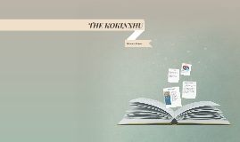 the kokinshu by shaniece marie on prezi