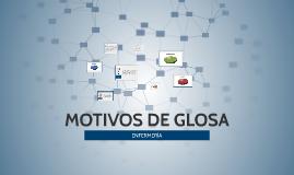 MOTIVOS DE GLOSA
