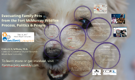Copy of Fort Mac Pets: FMSPCA 5.2.17