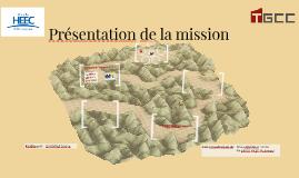 Présentation de la mission