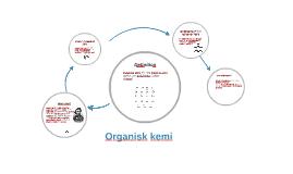 Organisk kemi - Intro