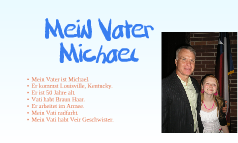 Mein Vater Michael
