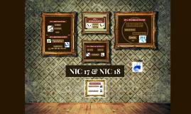 NIC 17 & NIC 18