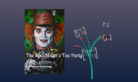 Mad Hatter's Tea Party - 1