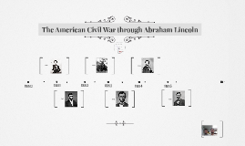 The American Civil War through Abraham Lincoln