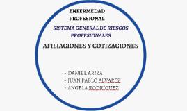 Copy of ENFERMEDAD PROFESIONAL