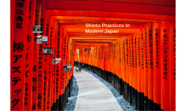 Shinto Pratices in