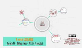 Tarefa 12 - Gilles Abes - DLLE ( Francês)