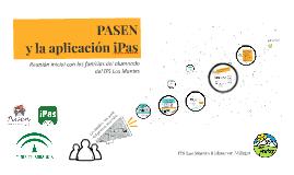 PASEN y la aplicación iPasen