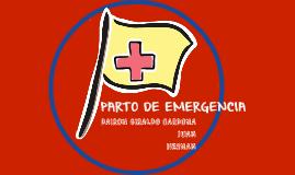parto en emergencia
