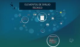 Copy of PRESENTACION DIBUJO TECNICO