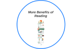 More Benefits of Reading