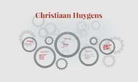 Christaan Huygens