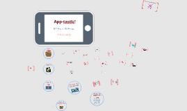 2018 AASLD 20 Apps - 30 Minutes