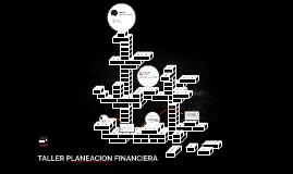 TALLER PLANEACION FRA