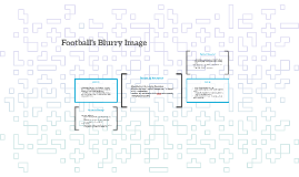 Football's Blurry Image