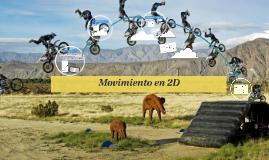 Movimiento en 2D