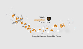 Copy of World Innovation Forum - 2012
