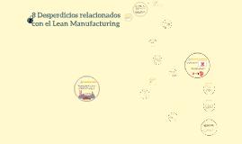 Copy of 8 Desperdicios relacionados con el Lean Manufacturing