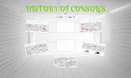 HISTORY OF CONSOLES