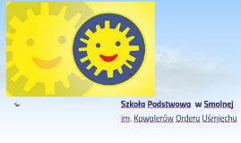 Szkoła Podstwowa  w Smolnej