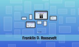 La vida de Franklin D. Roosevelt