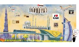 I LOVE UAE BY HOORAIN