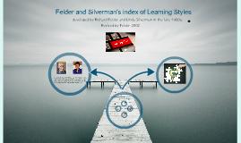Felder and Silverman