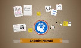 Shamim Nemati