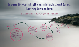 Bridging the Gap: Initiating an Interprofessional Service-Le